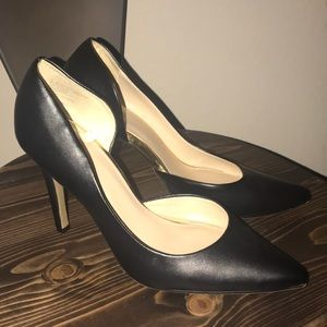 Black Mossimo Pointed Heels
